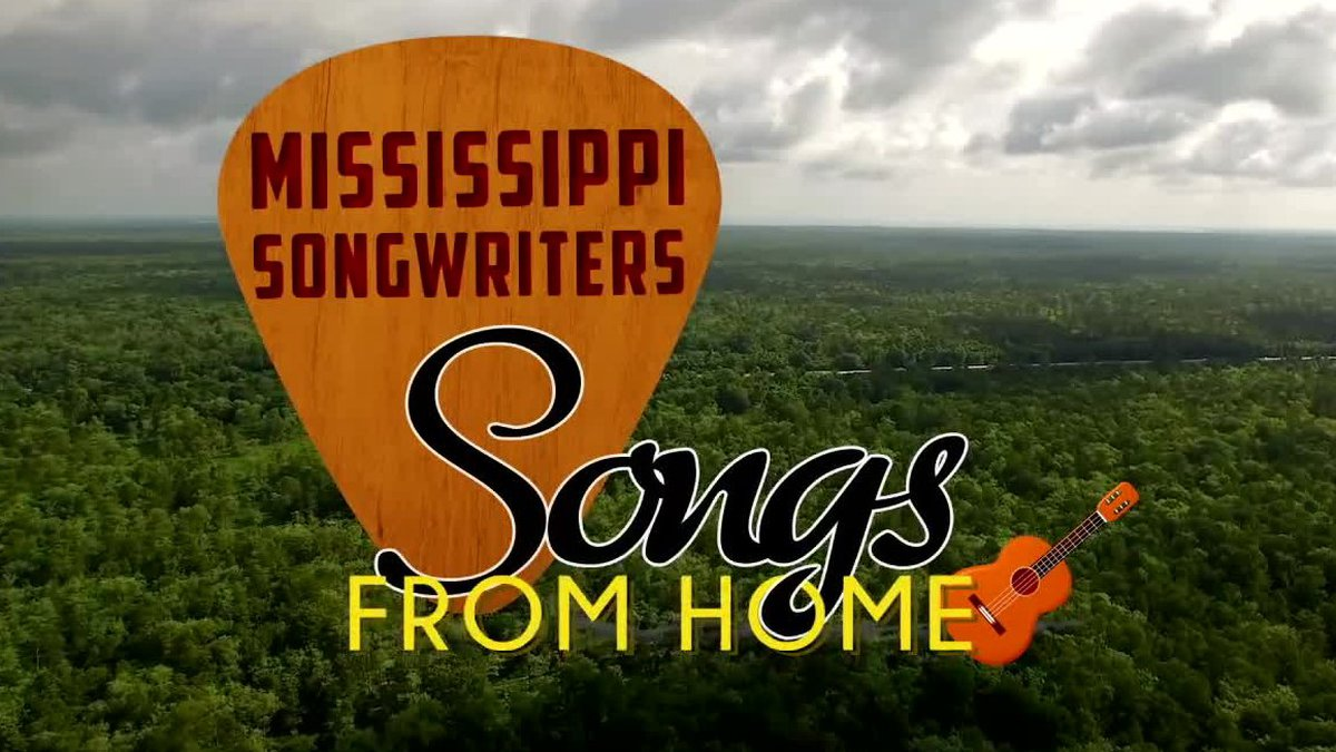 """""""Mississippi Songwriters: Songs from Home"""" is a 30 minute special featuring Mississippi..."""