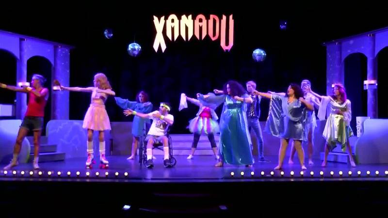 The Walter Anderson Theater Project?s production of ?Xanadu? opens this weekend, and we take...