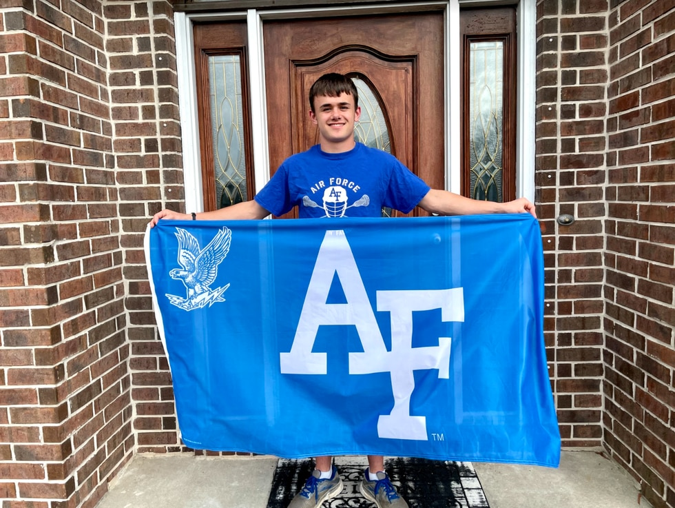 Ocean Springs High senior Ashton Rubio will be going to Colorado in the fall to attend the U.S....