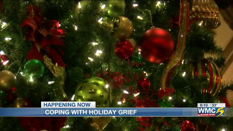 Coping with holiday grief