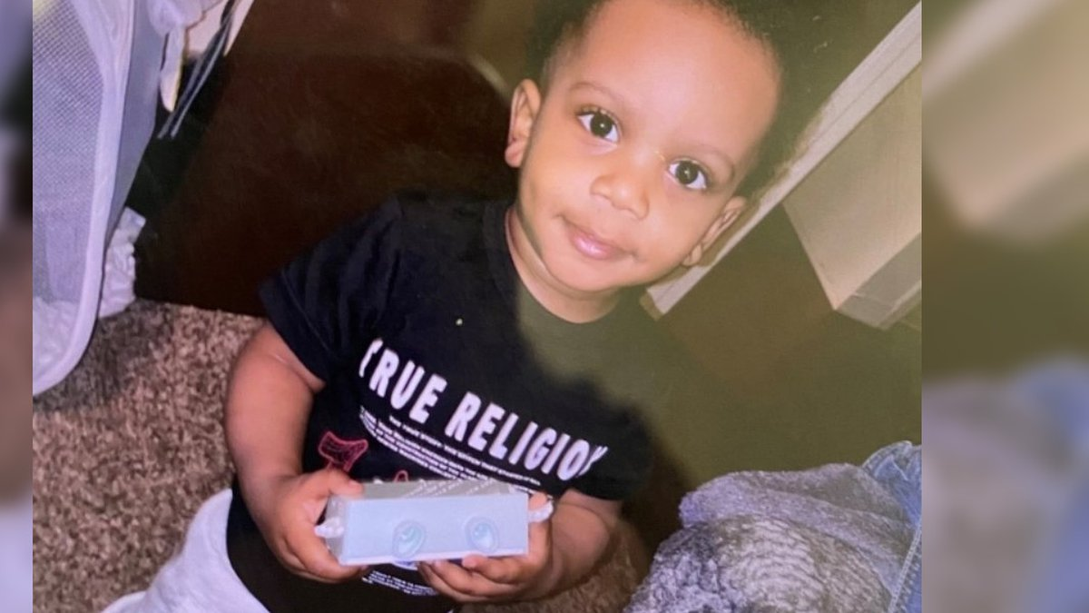 Missing 1-year-old Jonathan Funchess