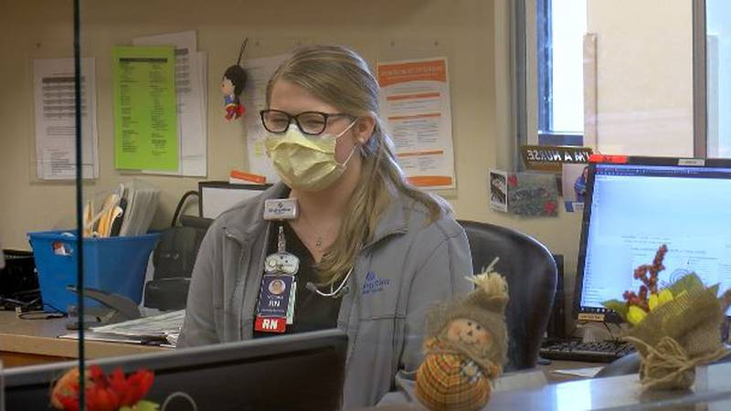 Health care workers just as thankful for patients this holiday season