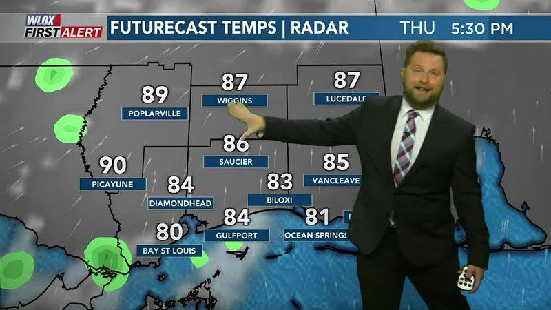 Eric's First Alert Forecast 6.9.21