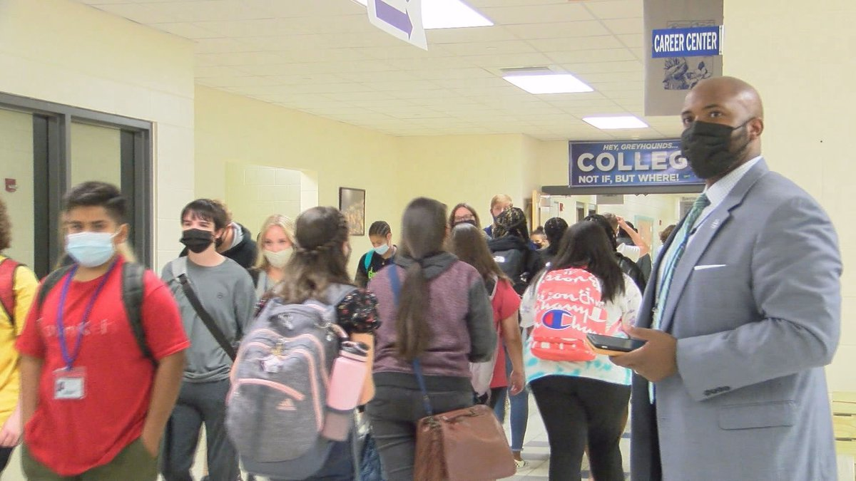 As of Aug. 15, nearly 200 students and over two dozen employees throughout the district had...