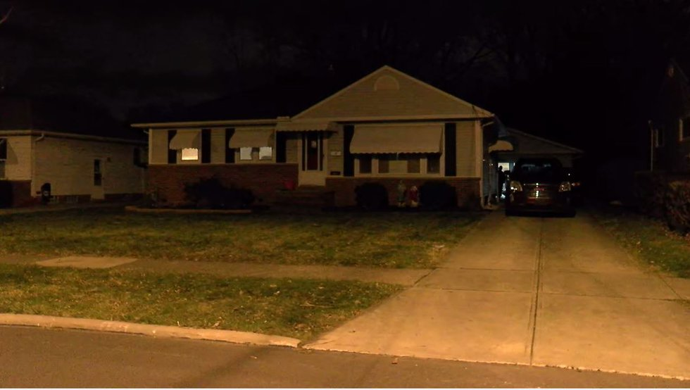Law enforcement at home of now-former Cleveland schools employee social media users identified...