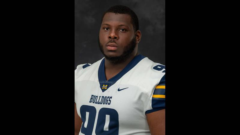 Levi Madison, a MGCCC freshman defensive lineman from Meridian, died early Friday morning in a...
