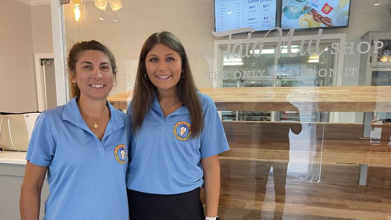 TatoNut Donut Shop in downtown Ocean Springs is on the brink of re-opening. The shop has been...