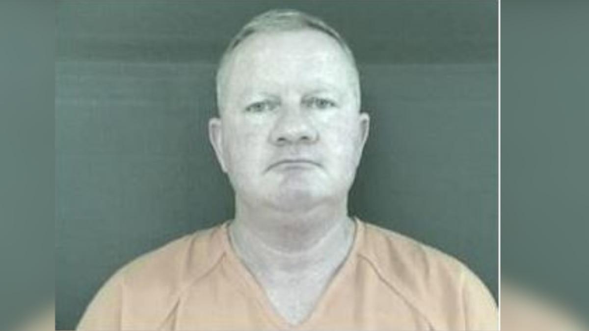Steve Hutton was arrested for promoting prostitution.