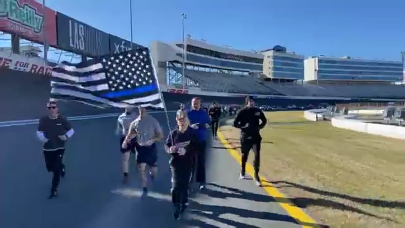 Running 4 Heroes is now running for a Mississippi Hero, Lt. Michael Boutte.