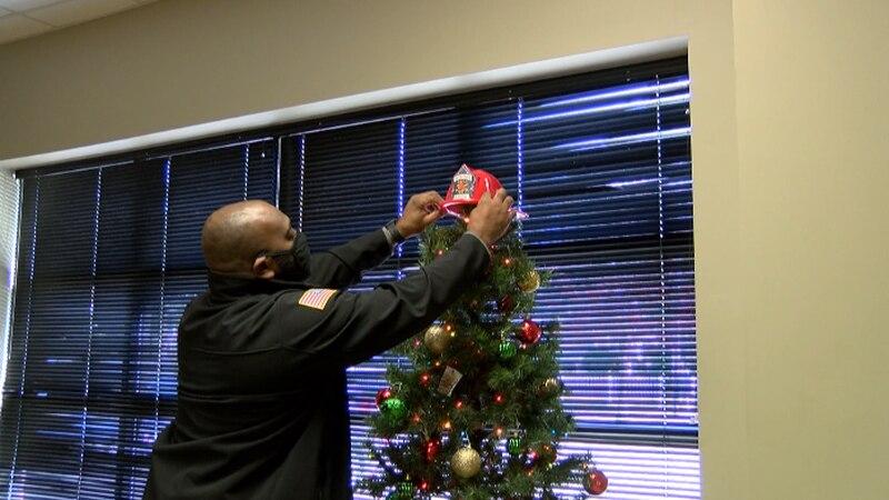 Hattiesburg Fire Officials break down Christmas Tree Fire safety