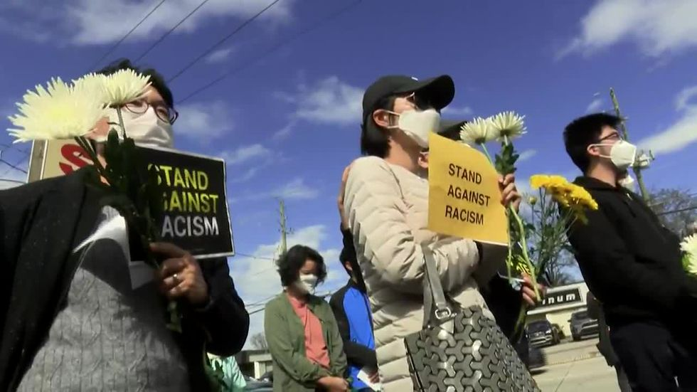 www.wlox.com: AP-NORC poll: More Americans believe anti-Asian hate rising