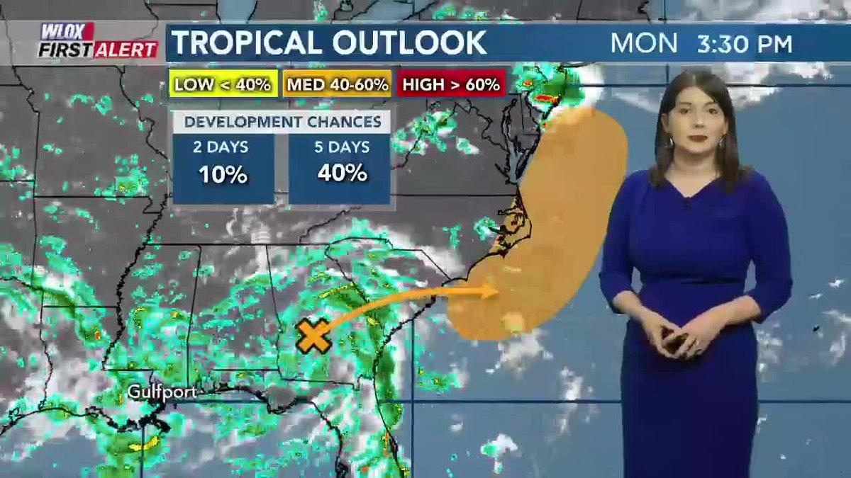 Monday Evening Tropics Update