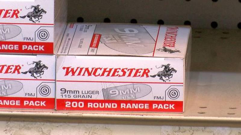 Ammunition shortages hit South Mississippi gun shops
