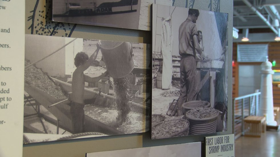 Biloxi's Maritime & Seafood Industry Museum showcases our rich history. (Photo Source: WLOX News)