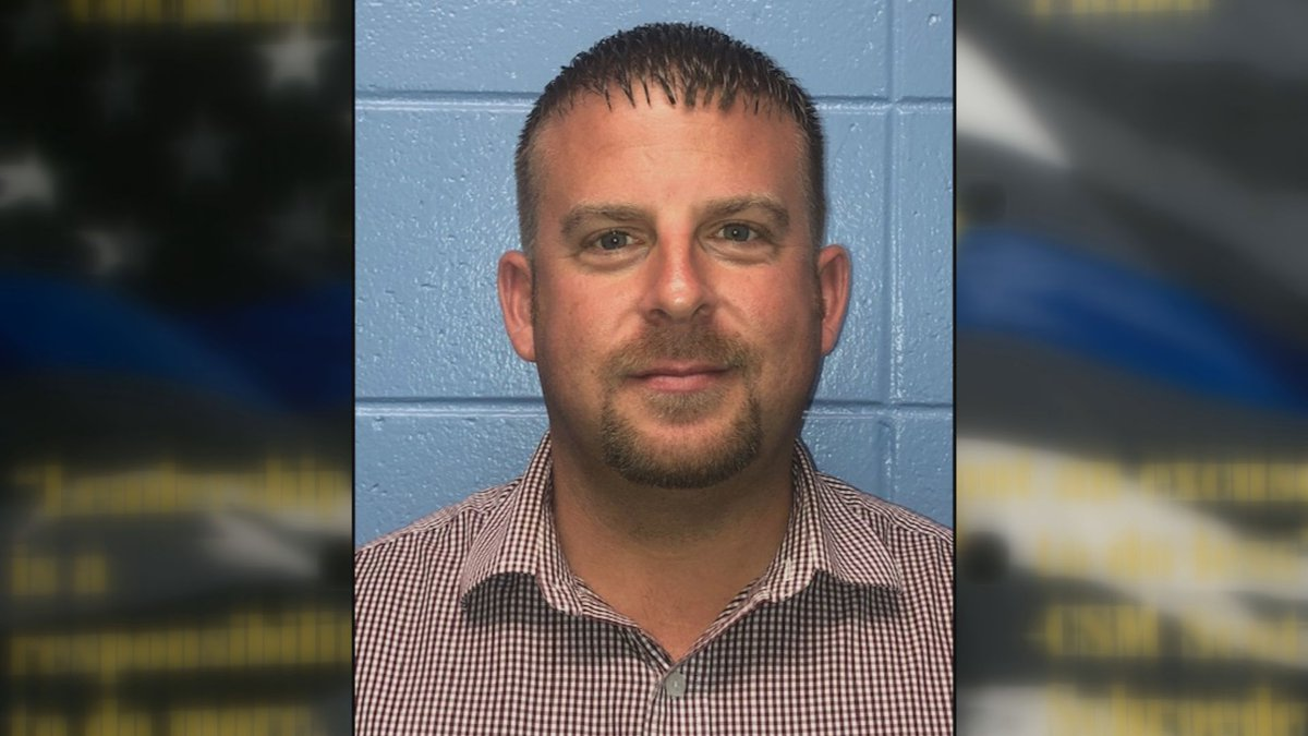 George County deputy Bobby Daffin died Thursday from COVID-19, said authorities. He was 37.