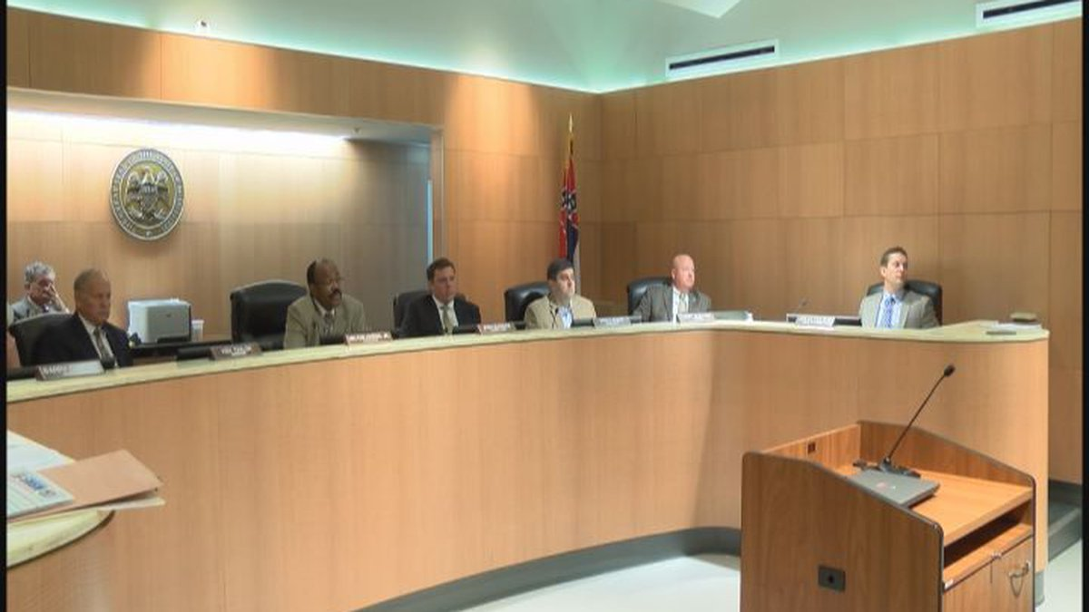 Jackson County Board of Supervisors votes to rescind its support of the Lake George Project....