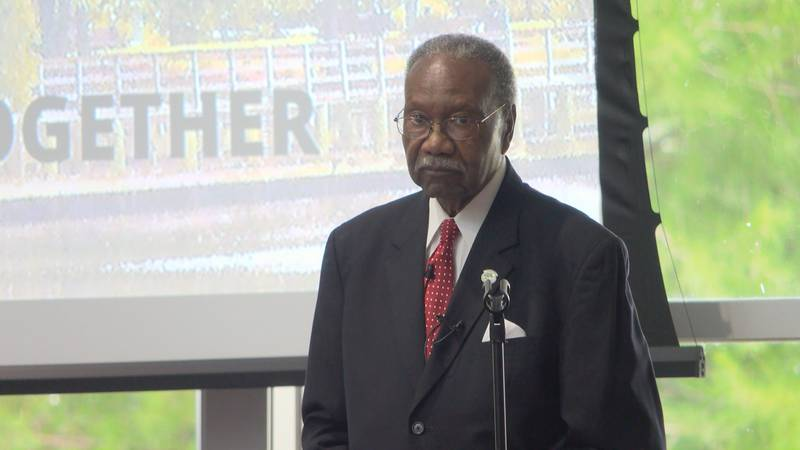 Newly-elected Mayor Billy Knight spoke Tuesday about his vision for Moss Point moving forward...