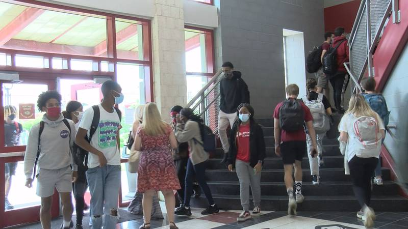 Biloxi High School ranked second in the state.