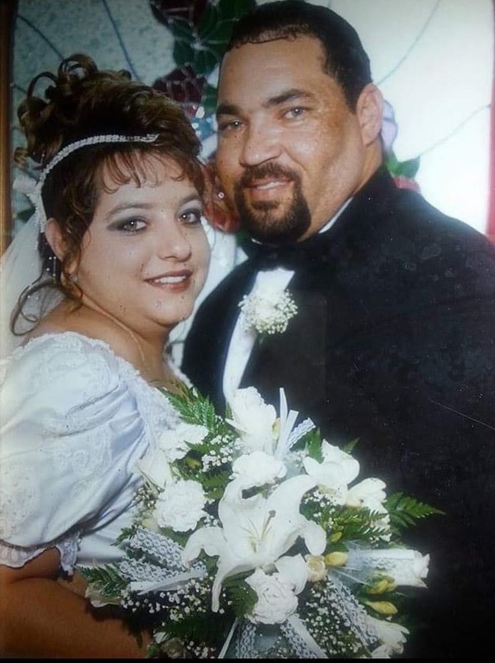 Karla Semien said that a cemetery northeast of Lake Charles refused to buy her husband Darrell,...