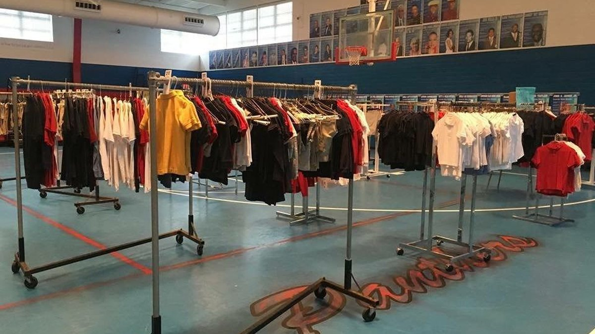 The Junior Auxiliary of Pascagoula-Moss Point is having its 2nd Annual Uniform Closet. (Photo...