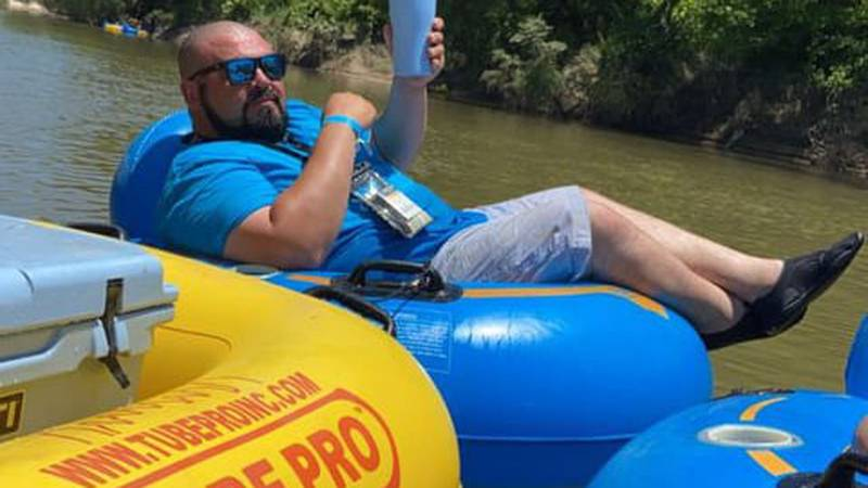 Denham Springs, Tiki Tubing leaves man with a bacterial infection.