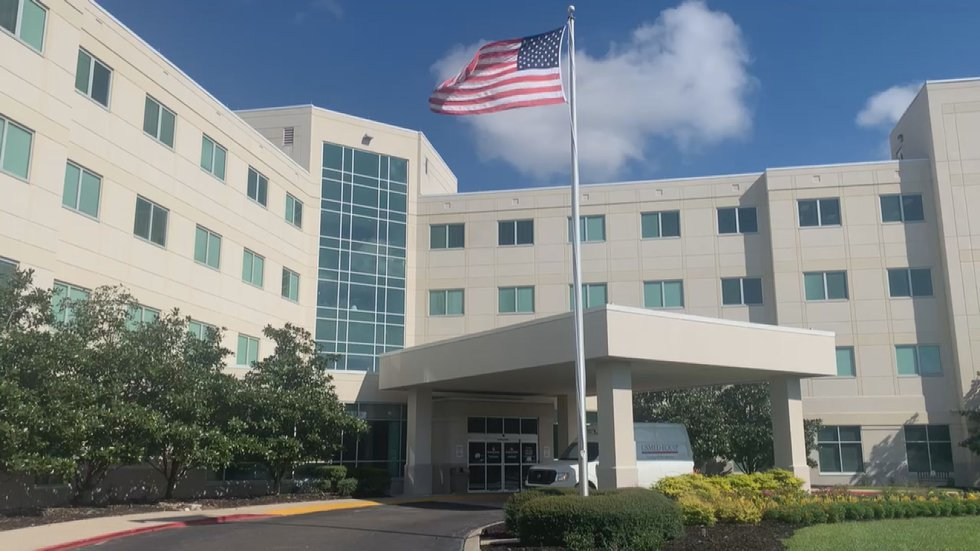 Singing River Health System's Gulfport hospital is located on Community Drive and provides a...