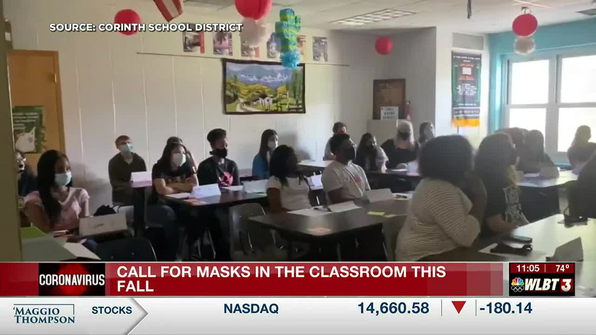 Education association calls for masks in schools, governor says he has no intention of...