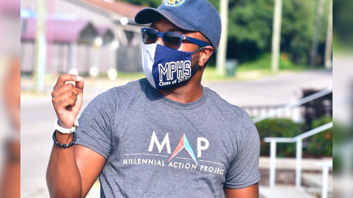 Miss. representative introduces bill to require voters to wear masks