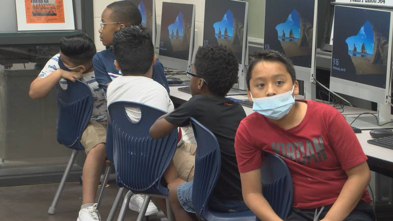 Instead of the usual long summer break, the Gulfport School District will soon be back in...