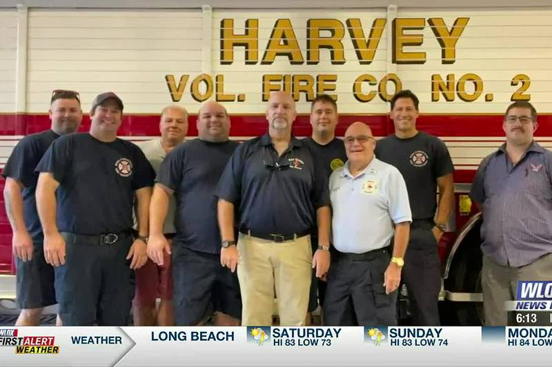Pass Christian firefighters experienced the devastation in Louisiana up close after Hurricane...
