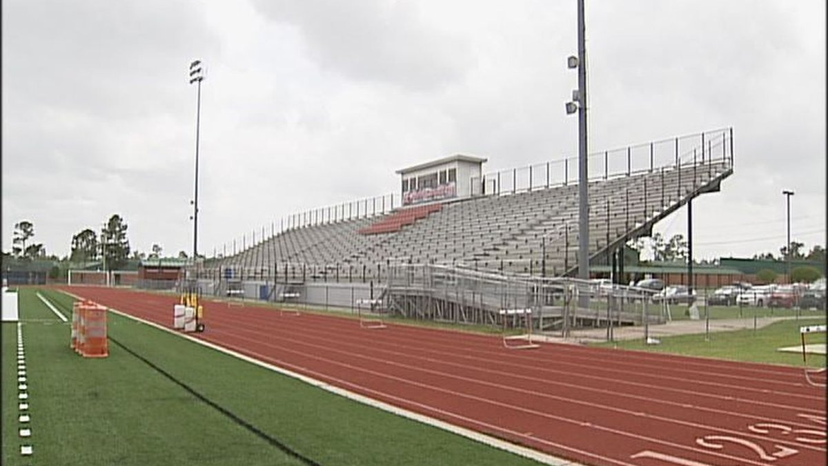 According to the Hancock County Athletic Director, the game was canceled after evacuation...