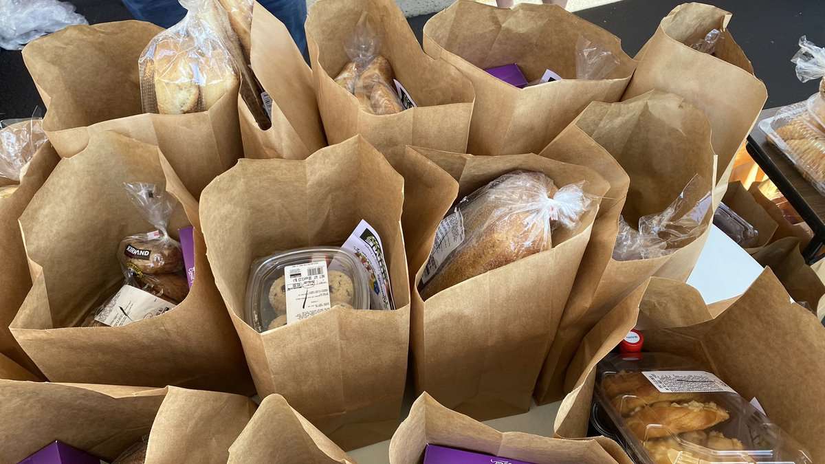 Temple Baptist in Moss Point has partnered with Feeding the Gulfcoast and Jackson County...