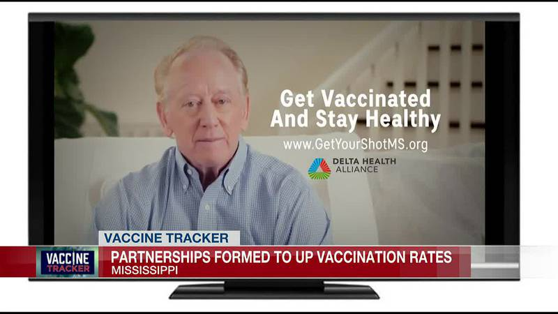Mississippi partnerships forming in effort to increase vaccination rates