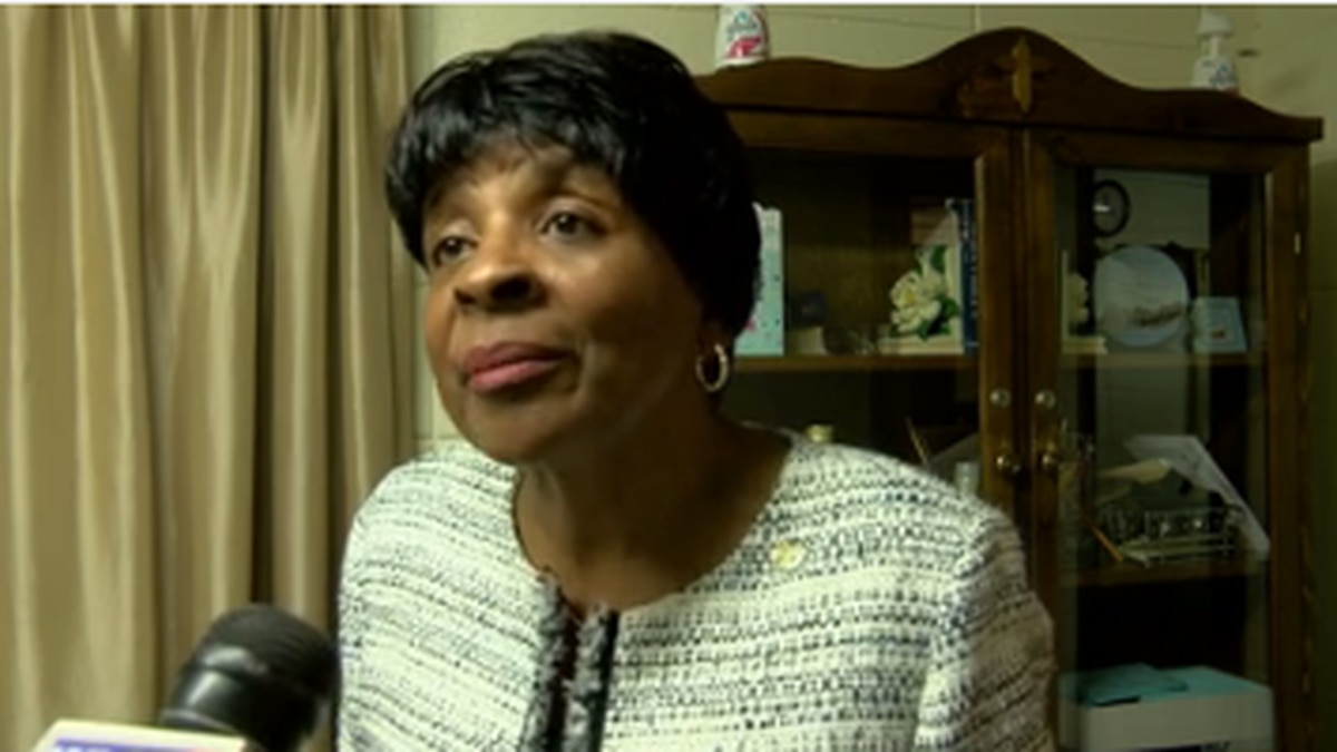 Gulfport Councilwoman Ella Holmes-Hines spoke with WLOX News Now in response to allegations...