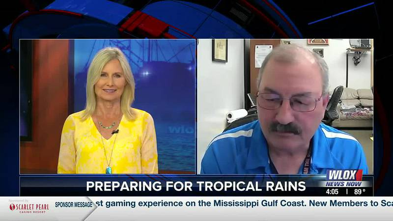 Hancock County Emergency Management Agency Director Brian Adam talks about the county's efforts...