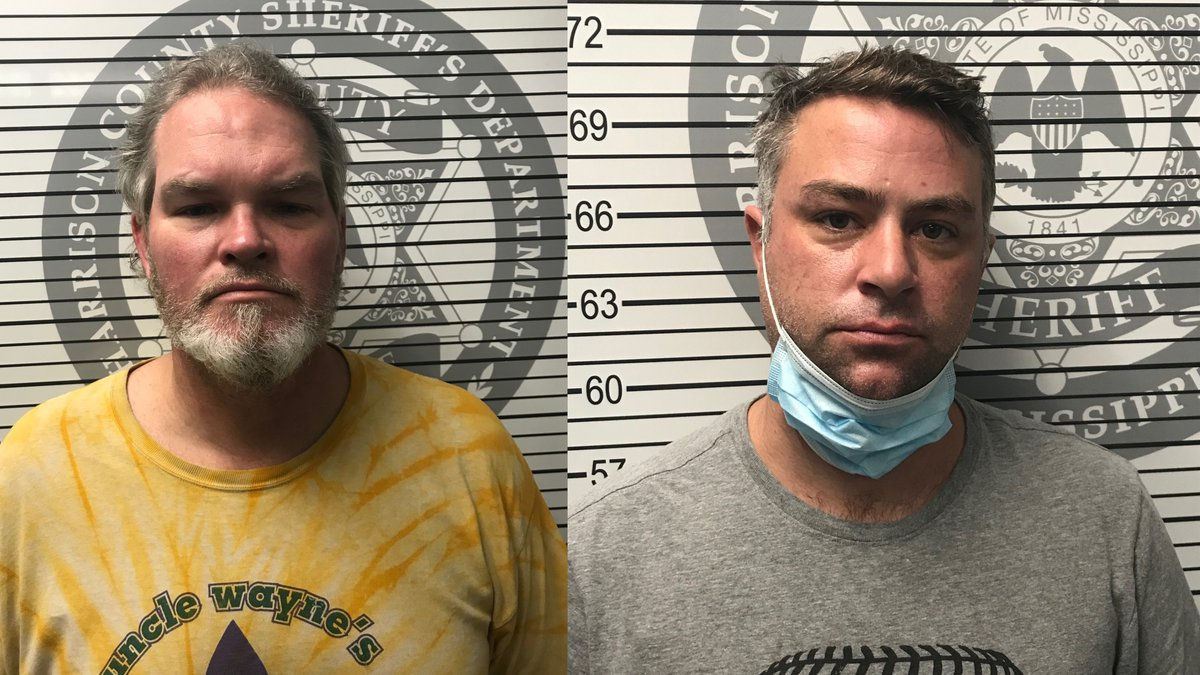 Two Biloxi School maintenance employees arrested for fraud and embezzlement