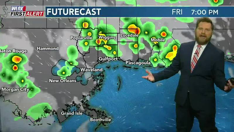 Eric's First Alert Forecast July 23, 2021 4 PM