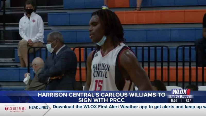 Harrison Central's Carlous Williams to sign with PRCC