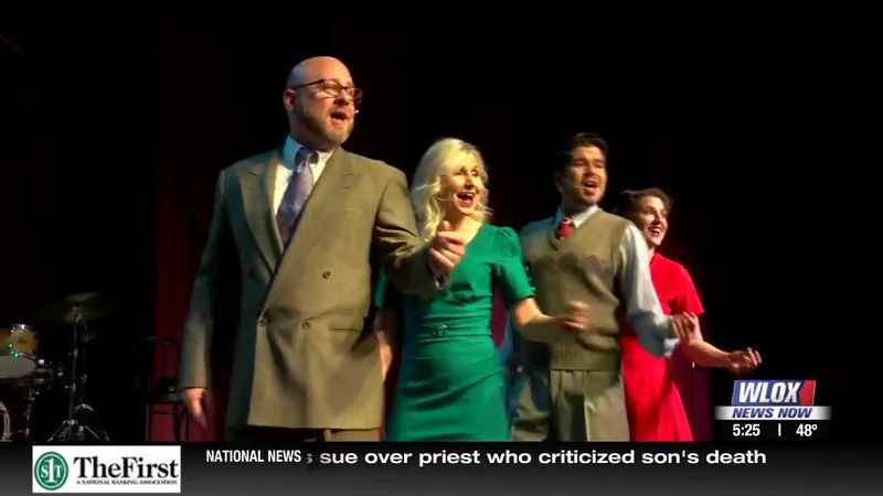 ?The All Night Strut? is a musical celebration of the 1930s and ?40s, filled with the classic...