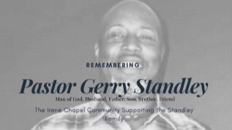 Family and friends remember Gerry Standley.