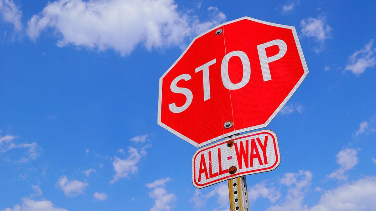 Three traffic lights on Magnolia Drive were replaced with stop signs.