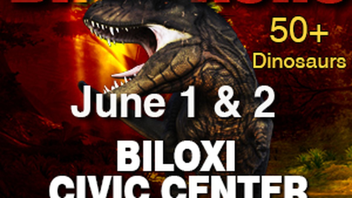 One winner will receive four 4 passes to the Jurassic Adventure aka Dino Expedition on June...