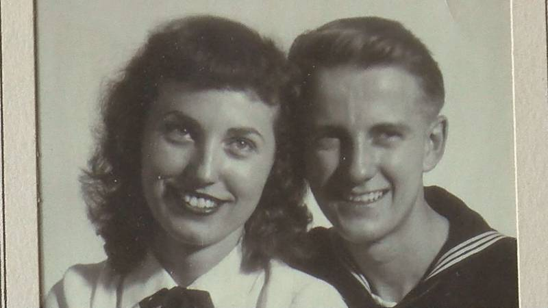 Since the final days of World War II, Harry and Jean Rhizor have spent 72 years making each...