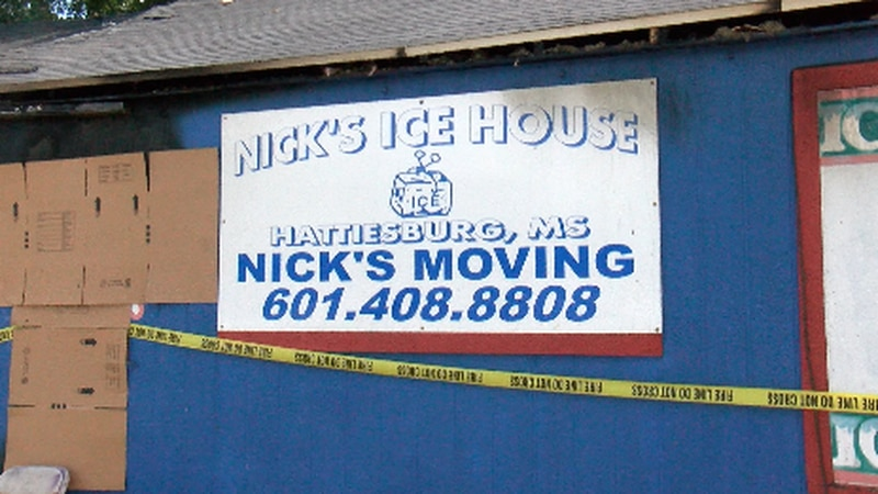 The community is rallying around the business after it burned down Wednesday night.