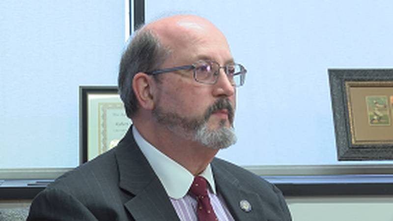 Anderson says there is a process in place to protect the money of Mississippi taxpayers.