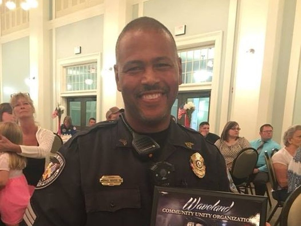 Lt. Michael Boutte died in a New Orleans hospital on Monday after he was short while responding...
