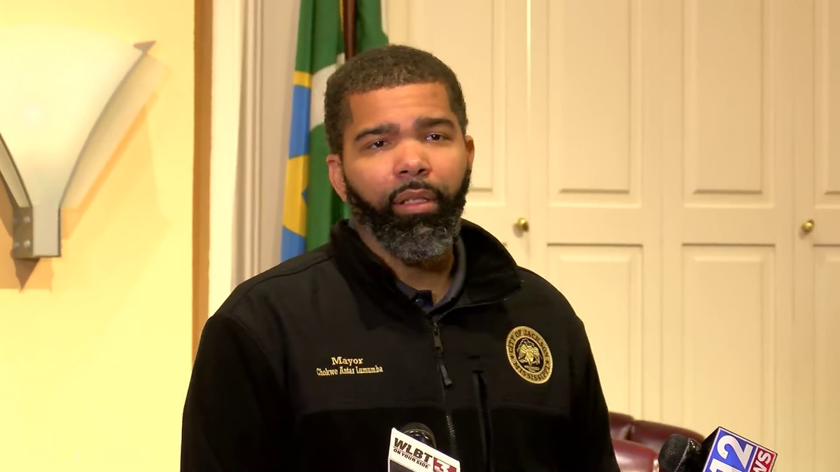 Mayor Lumumba says 'all hands are on deck' in dealing with violent crime.