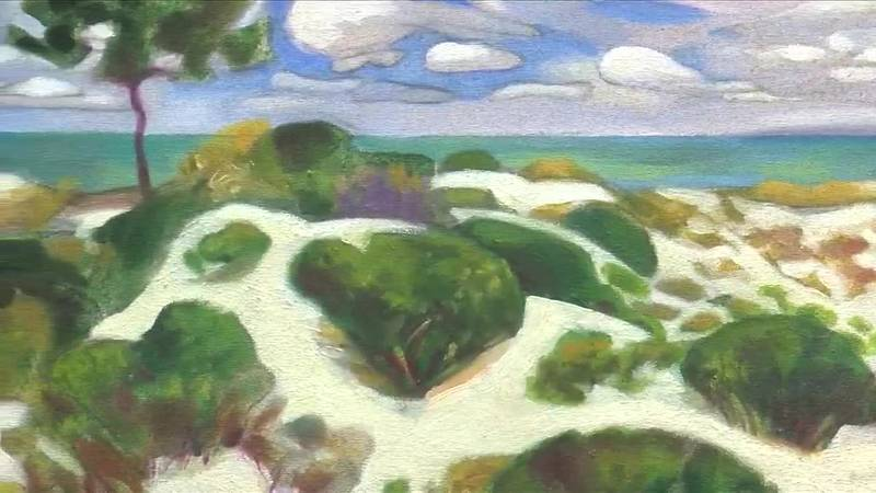 This is one of the Walter Anderson Museum of Art's popular exhibits. The museum has partnered...