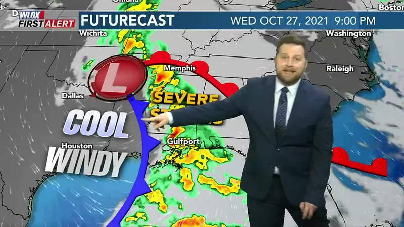 Eric's First Alert Forecast 10.24.21