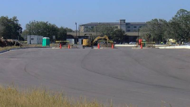 Keesler's Division Street gate could be open as early as Winter 2021